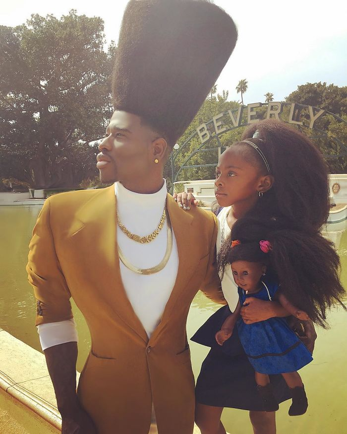 Fotos padre e hija