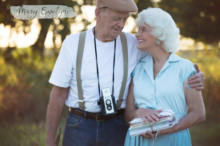 fotos 57 años de amor