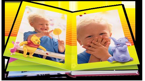 Álbum Hofmann Winnie de Pooh