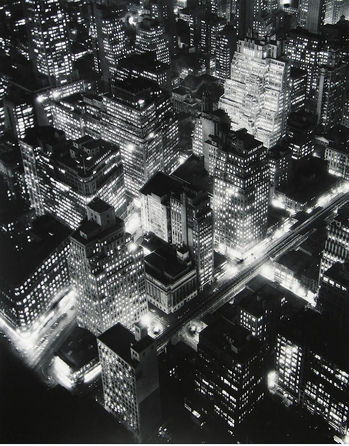 Nueva york por Berenice Abbott