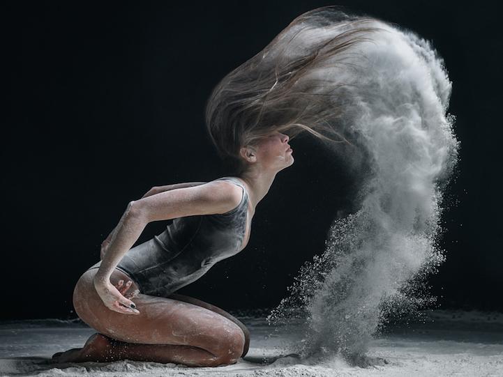 fotos bailarines en acción