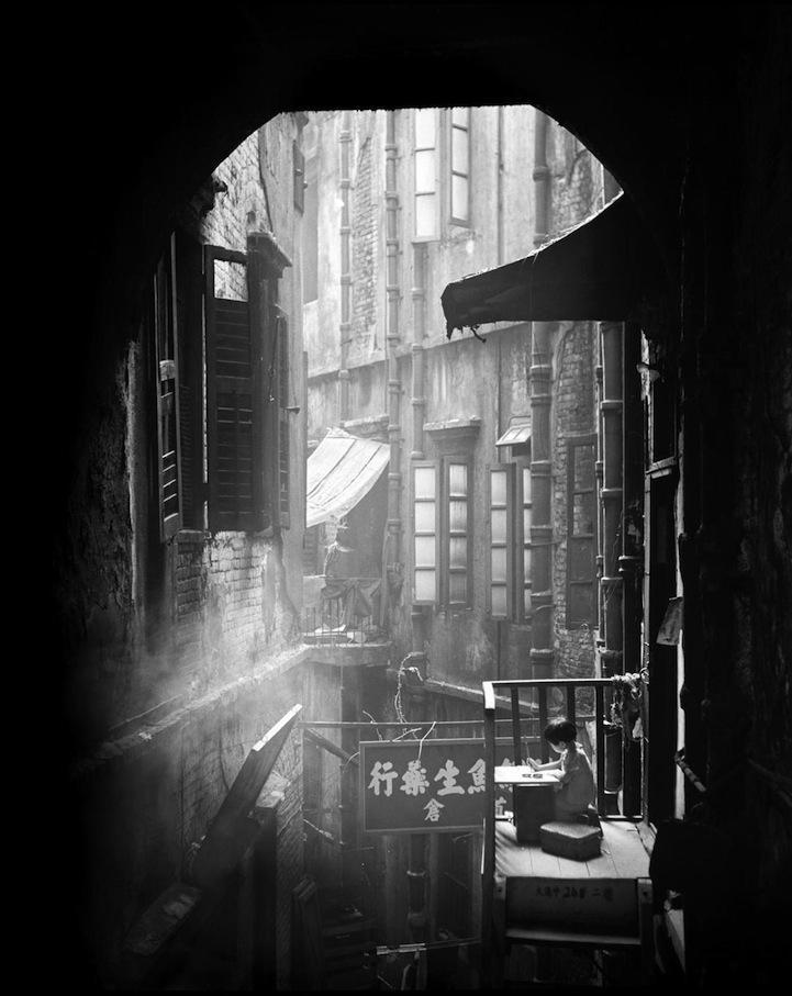 fotos hong kong años 50