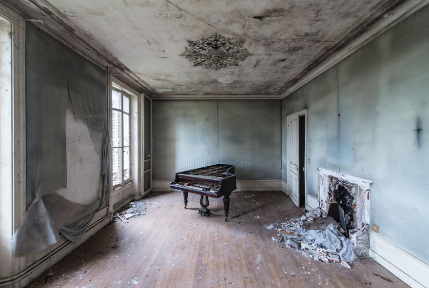 fotos lugares abandonados