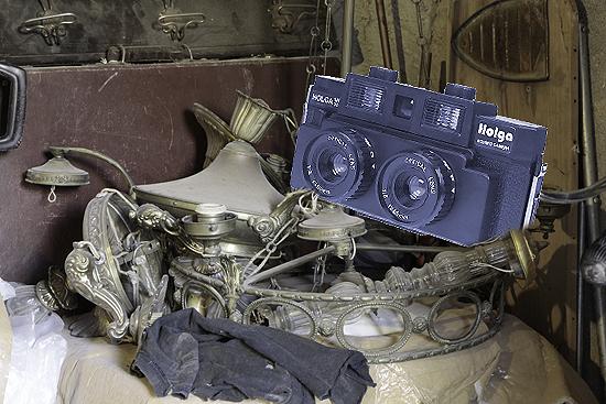 Buscando una cámara lomográfica