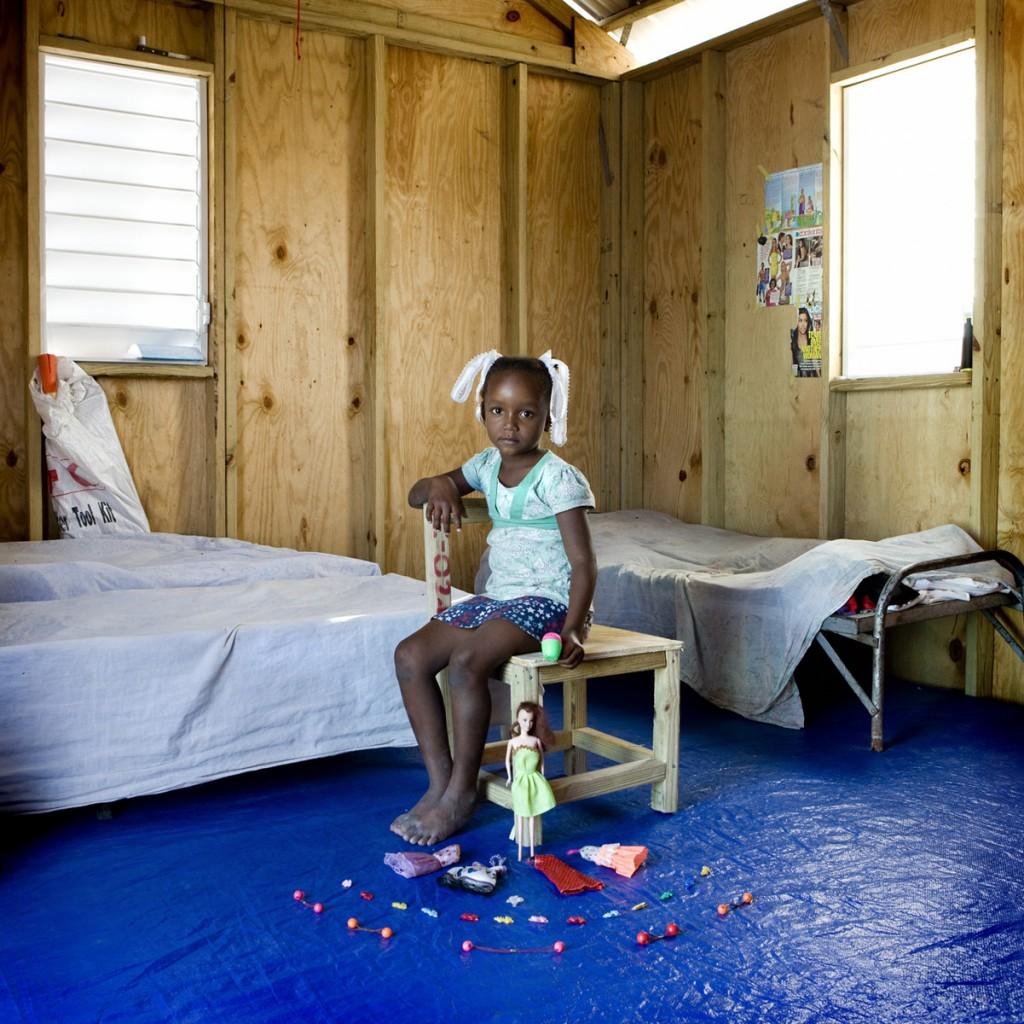 Bethsaida, Haiti. Toy Stories, Gabriele Galimberti