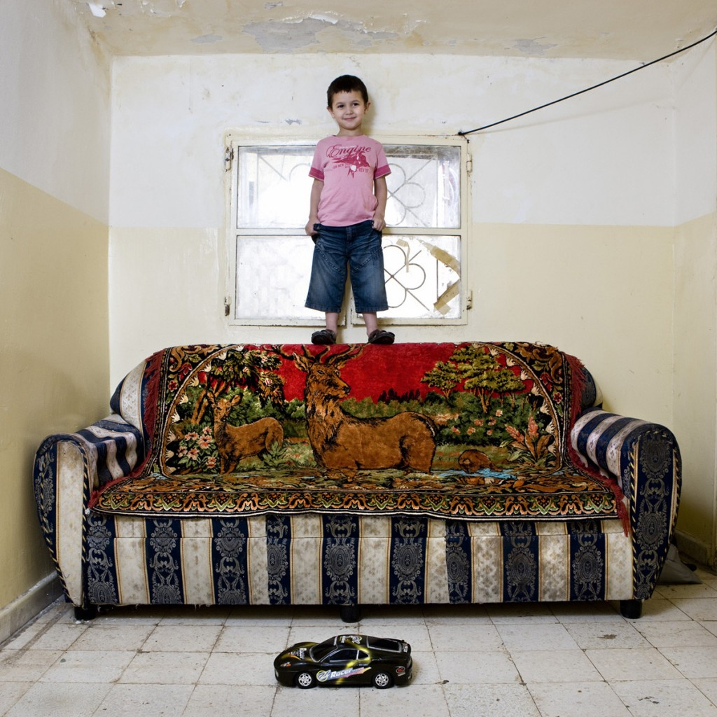 Taha Abou Chellah, Lebanon. Toy Stories Gabriele Galimberti