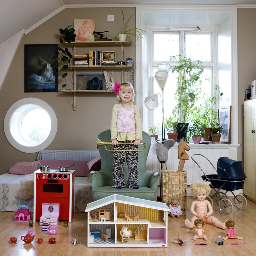 Tyra, Sweden. Toy Stories, Garbiele Garimberti