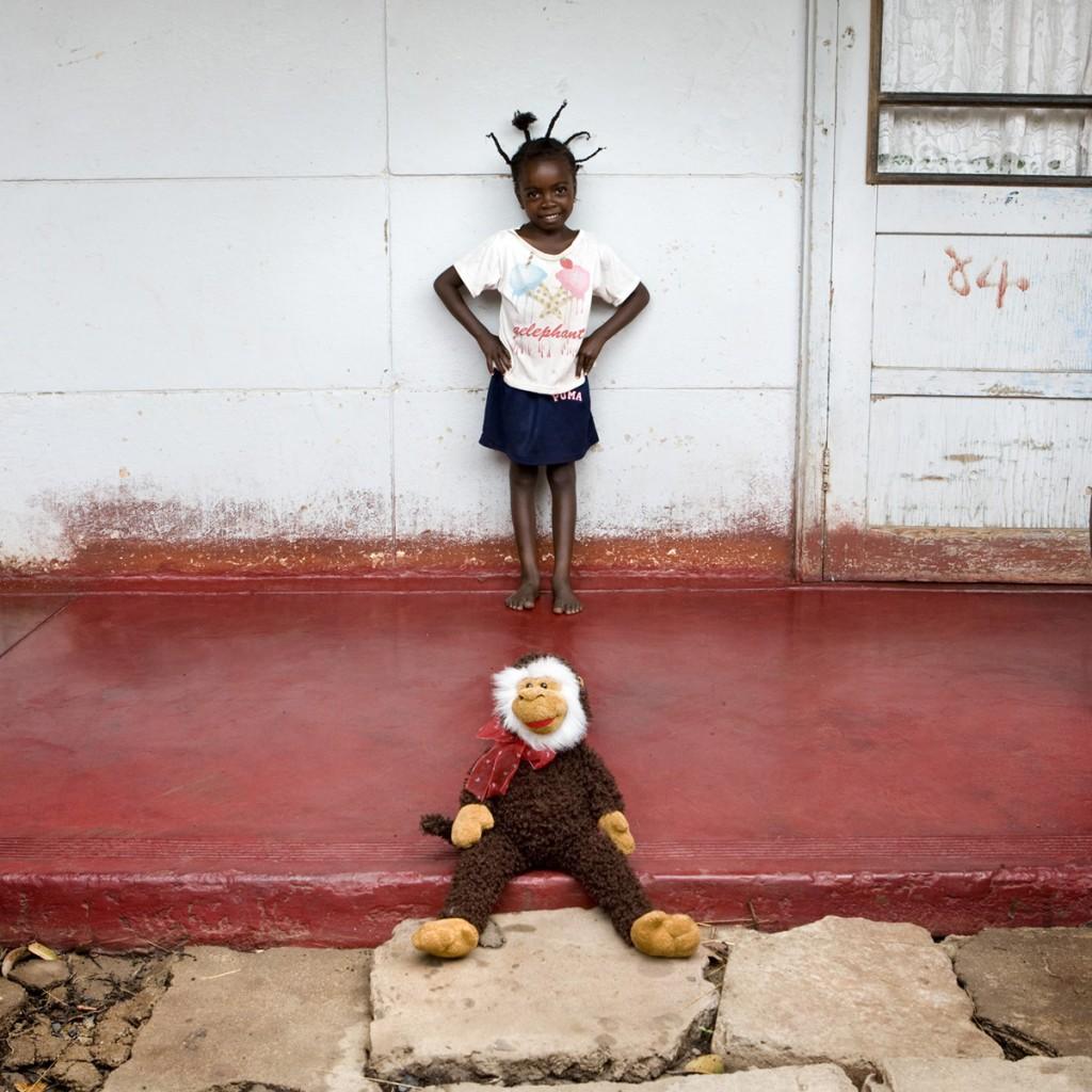 Botlhe, Botswana. Toy Stories, Gabriele Galimberti