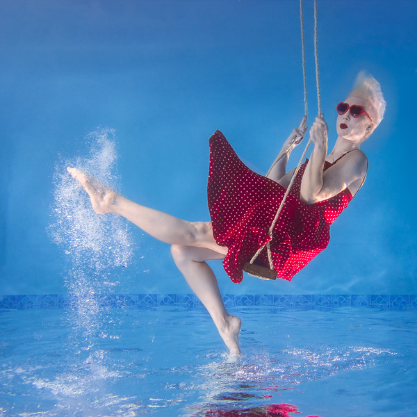 Eric Raeber The Underside Swing