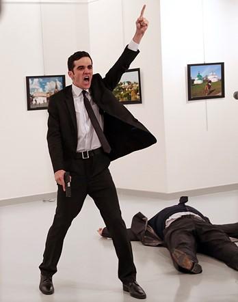 asesinato del embajador ruso