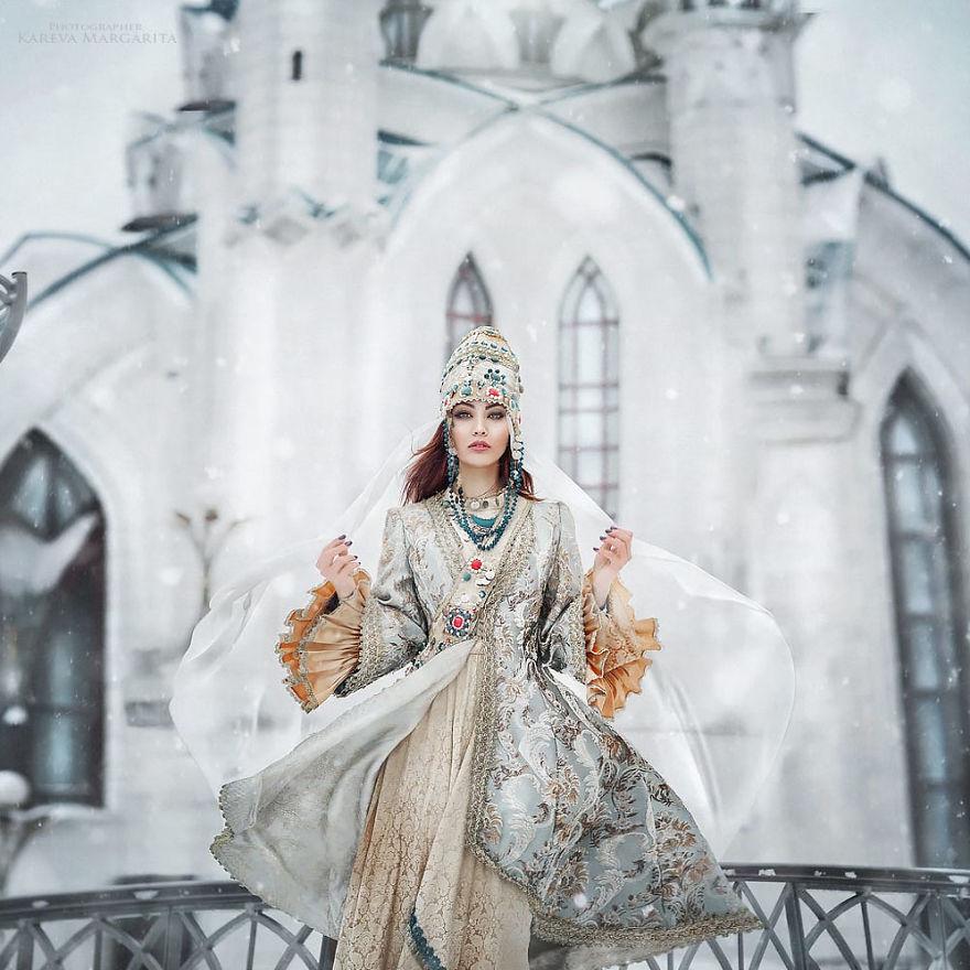 margarita kaleva foto emperatriz rusa