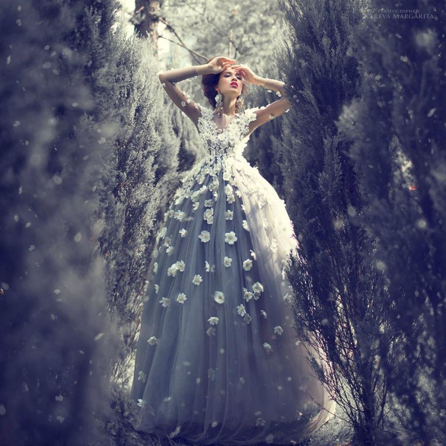 margarita kaleva foto princesa fantasia