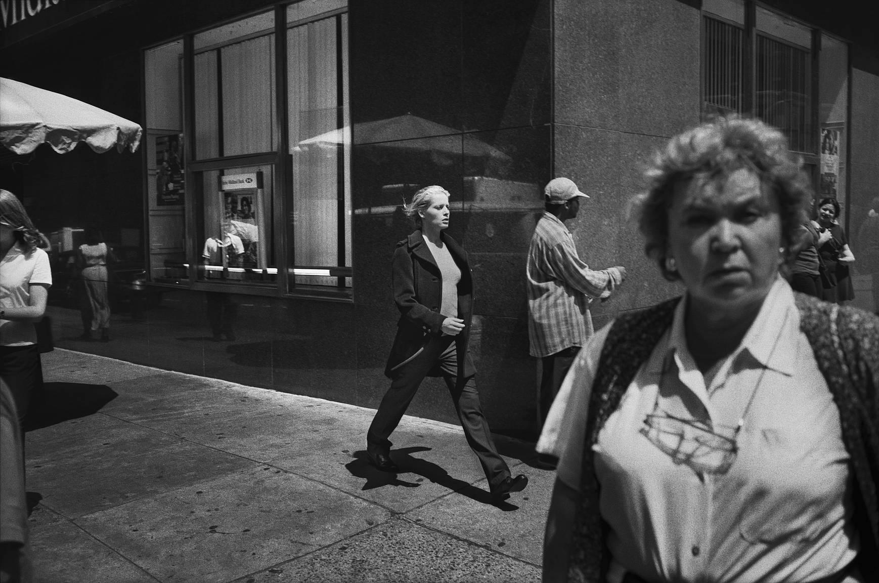 women on street 1