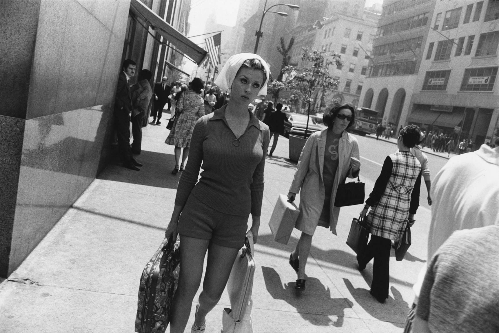 women on street 7