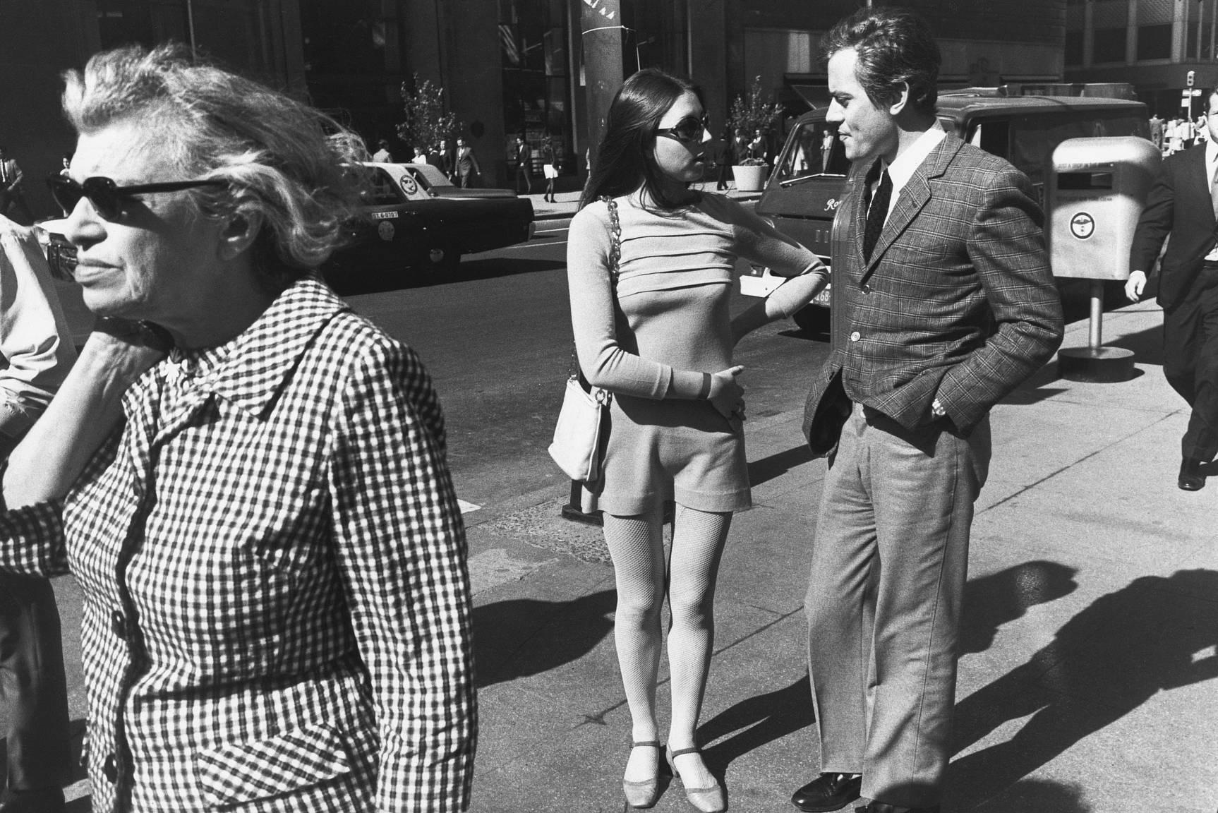 women on street 8