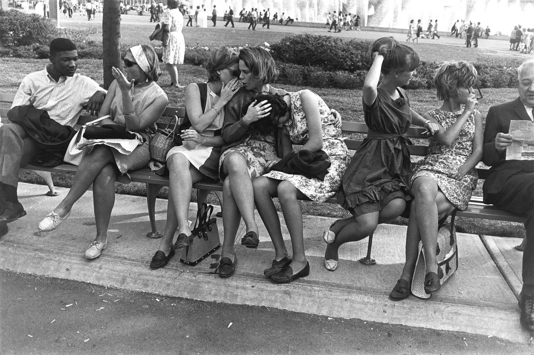women on street 9