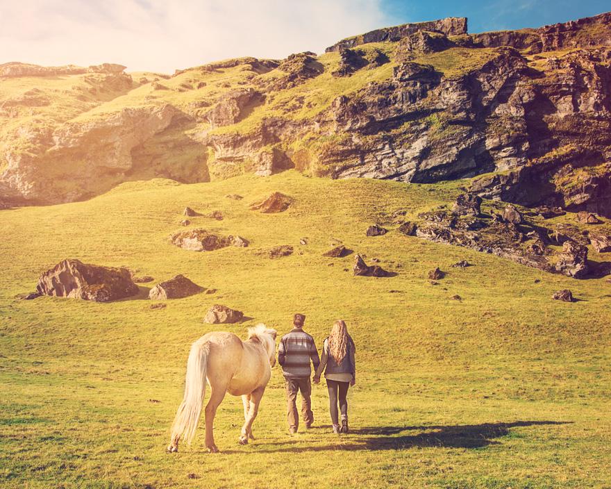Fotos novios islandia