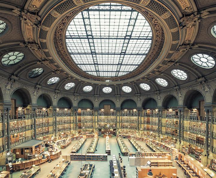 Fotografías bibliotecas del mundo