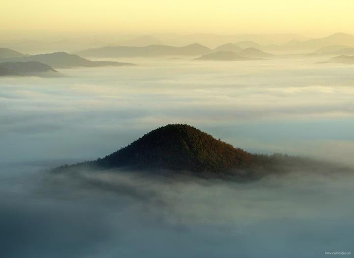 fotos de niebla