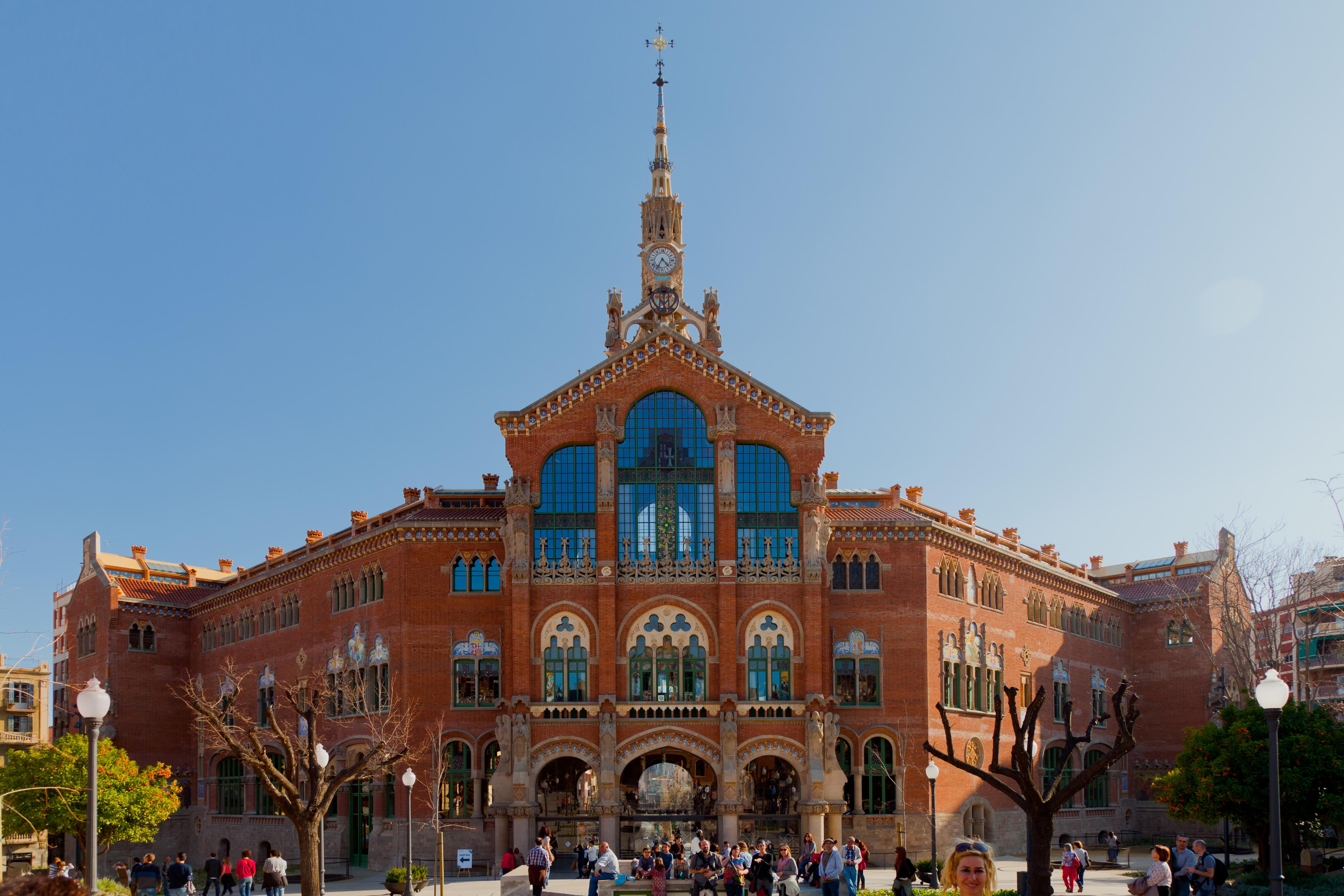 Hospital San Pau de Barcelona