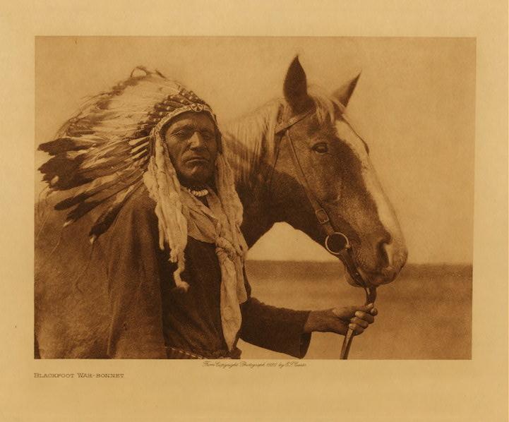 fotos indios norteamericanos