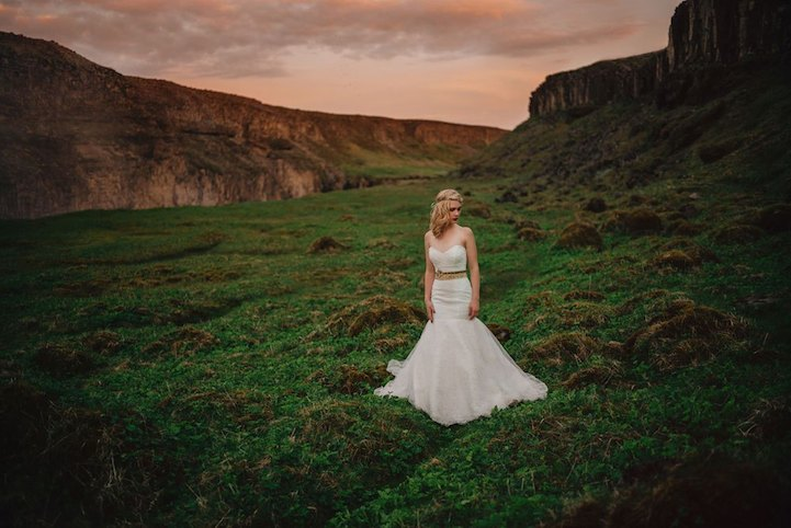 fotos de boda paisajes espectaculares