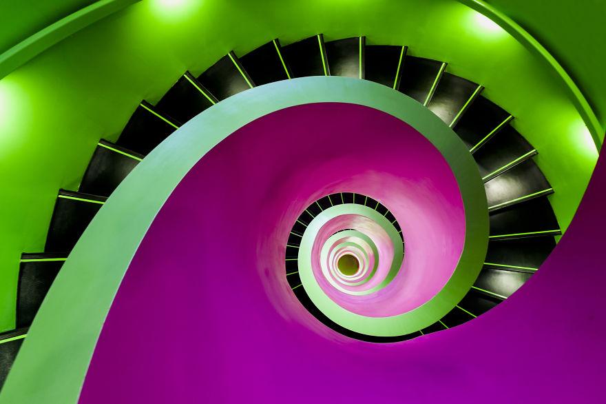 fotos escaleras alemania
