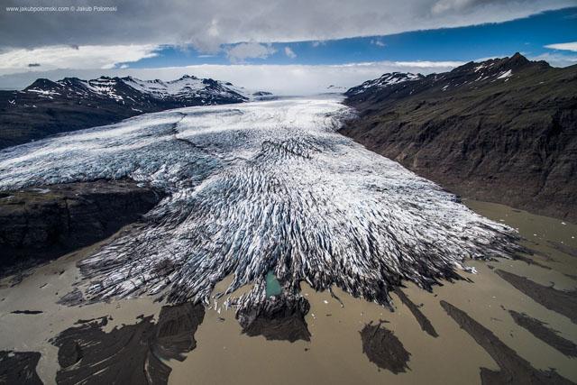 fotos islandia tomadas por un dron