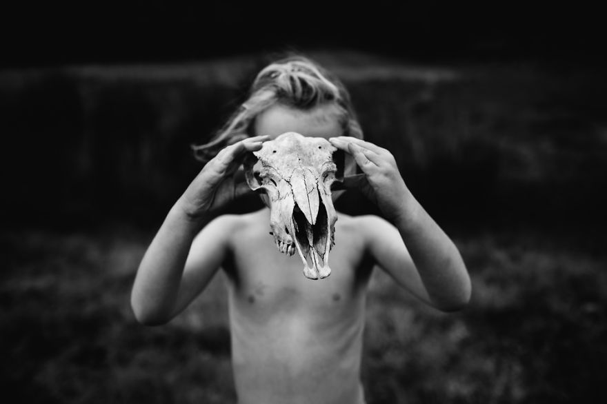 fotos infancia