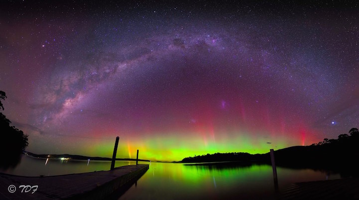 fotos cielos de australia
