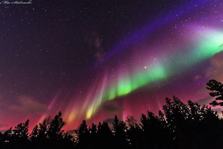 foto cósmica