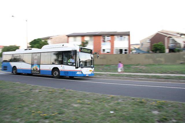 barrido autobus