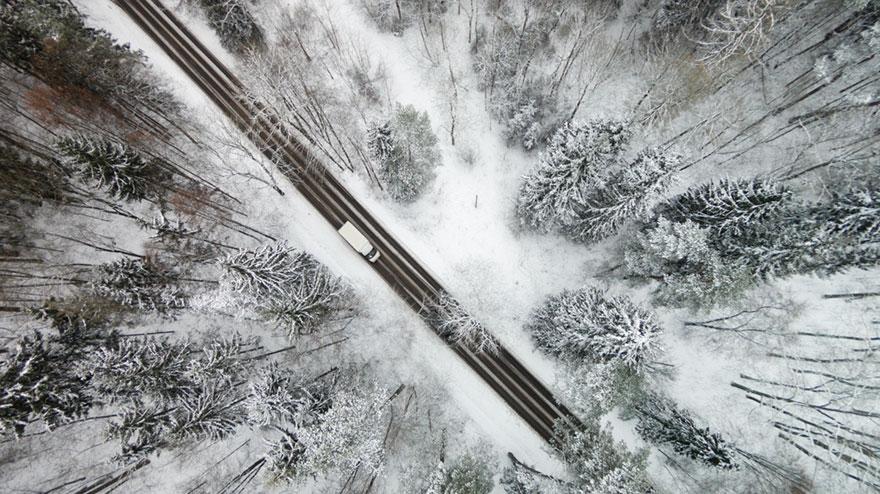 mejores fotos tomadas con drones