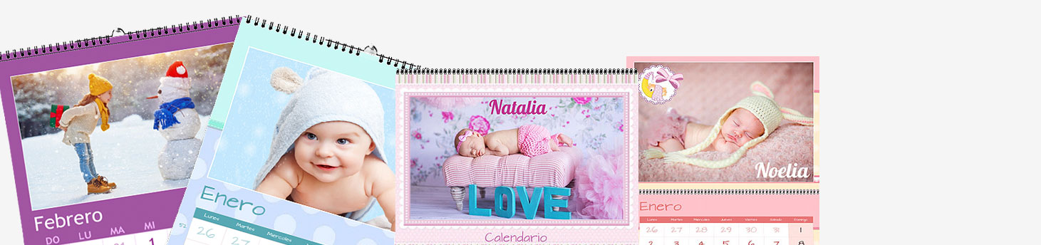 Decorar con un calendario de pares