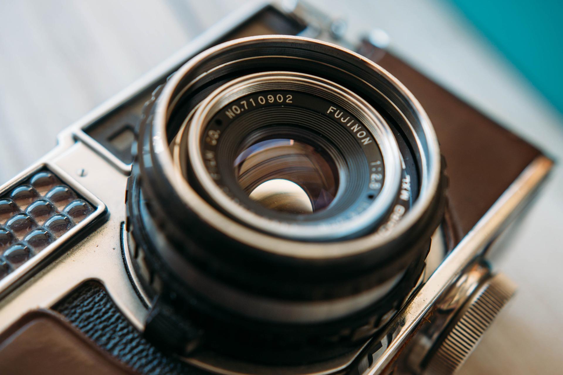 Objetivos con focal fija