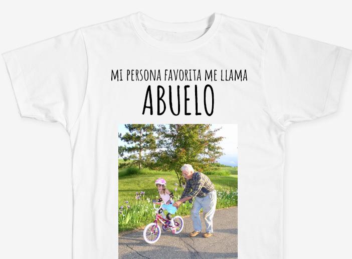 Camisetas para toda la familia