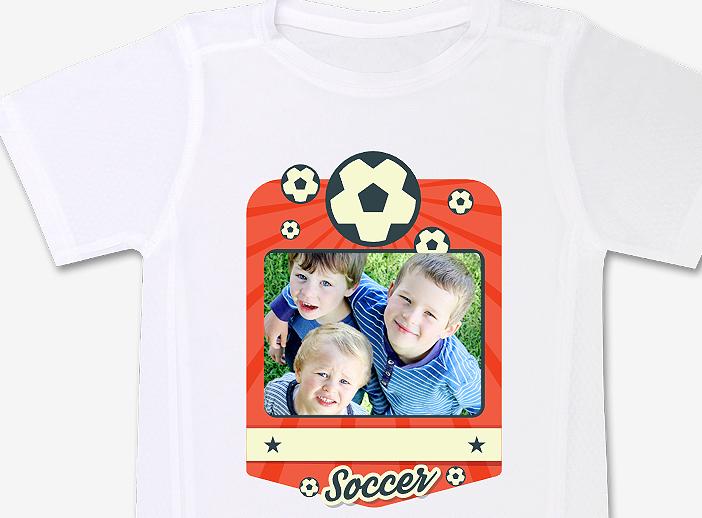 Camisetas personalizadas i-Moments para primos o amigos