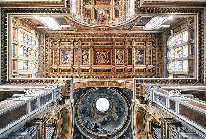fotos iglesias romanas