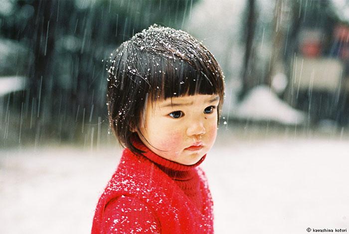 fotos niña japonesa