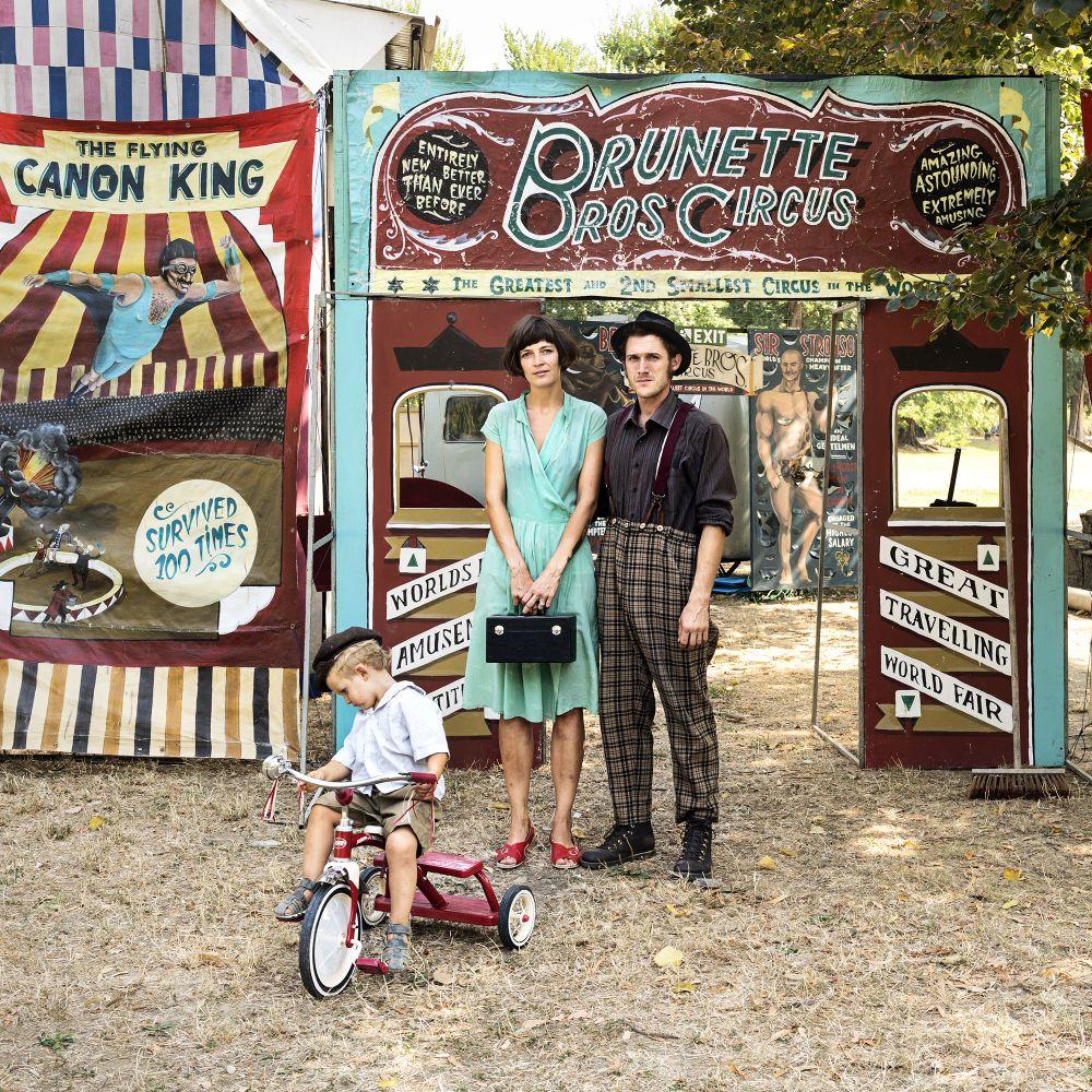 La vida en el circo