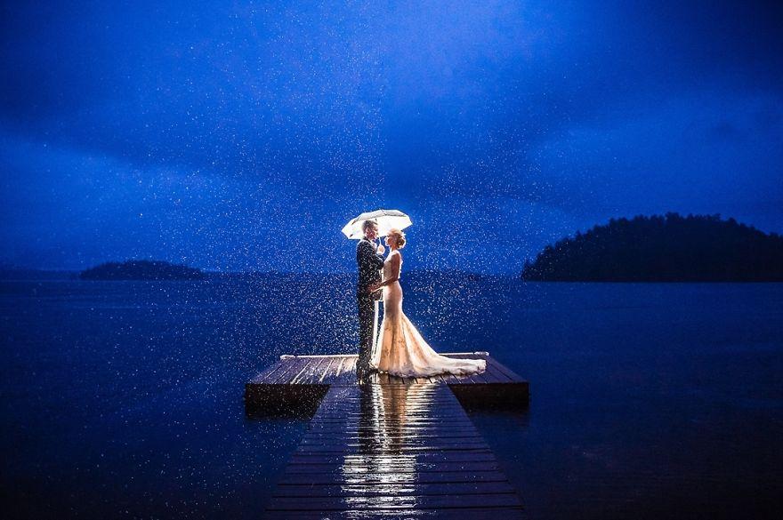 De sin techo a fotógrafo de bodas premiado