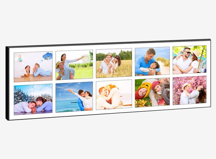 Fotos en cuadros, lienzos o pósters para regalar en el día del padre