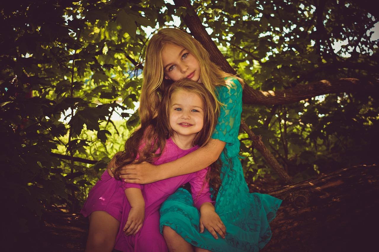 Sesiones de fotos con niños