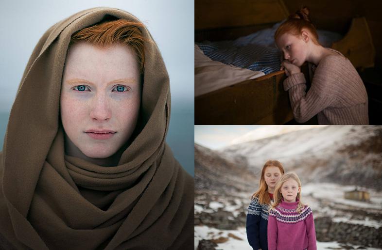 Mejores fotografías de retrato en los premios Hasselblad