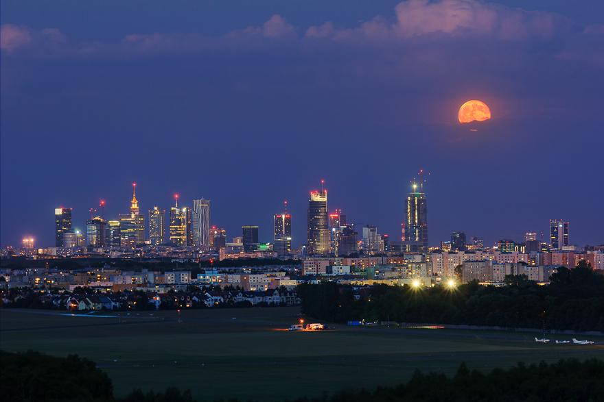 fotos luna varsovia
