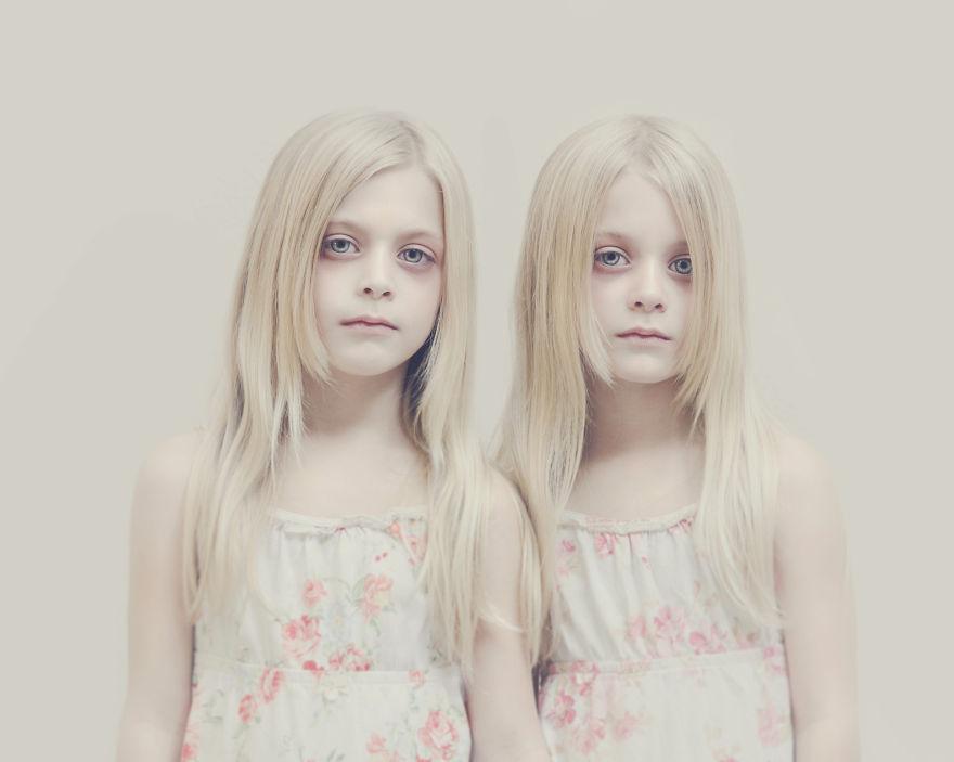 retratos de tristeza