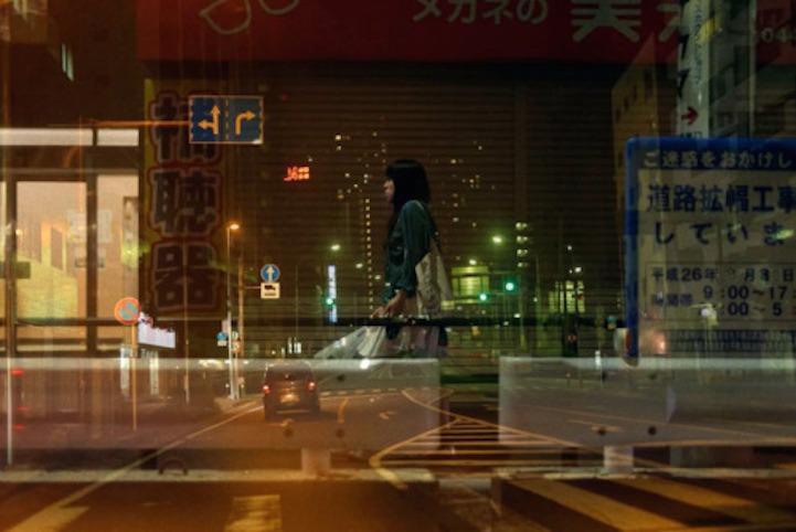 fotos urbanas en japón