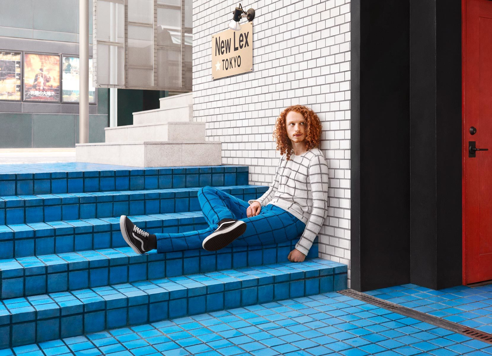 knitted proyect de Joseph Ford