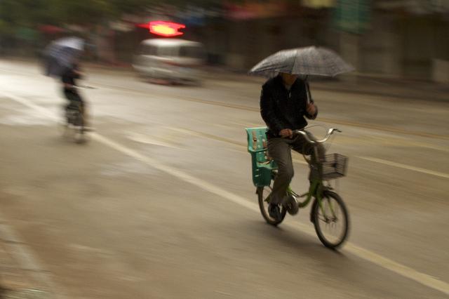 Foto lluvia paraguas