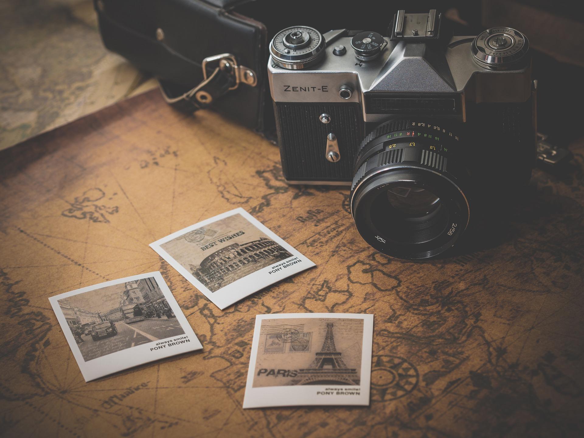 Hacer fotografías con nuestra cámara